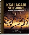 Kgalagadi Self-Drive - Heinrich Van Den Berg (Hardcover)