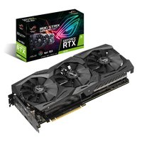 ASUS ROG-STRIX-RTX2070-A8G-GAMING GeForce RTX 2070 8GB GDDR6 Gaming Graphics Card - Cover