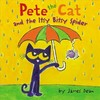 Pete The Cat And The Itsy Bitsy Spider - James Dean (Hardcover)