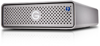 G-Technology - G-DRIVE Pro Thunderbolt 3 SSD 3.84TB - Grey