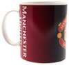 Manchester United - Gradient Heat Changing 11oz Mug