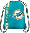 NFL Miami Dolphins - Big Logo Gym Bag