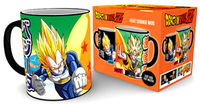 Dragon Ball Z - Saiyans Heat Changing Mug - Cover