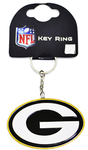 NFL Green Bay Packers - Crest Keyring