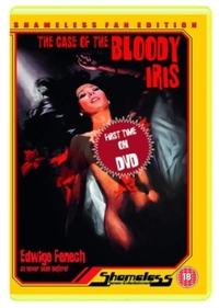 Case of the Bloody Iris (DVD) - Cover