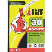 Flip File - A4 Display Book (30 Pocket)