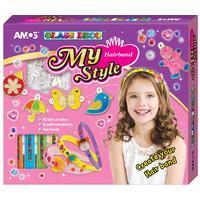 Amos - Glass Deco - My Style Hairband