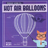 Piggles' Guide To Hot Air Balloons - Kirsty Holmes (Hardcover)