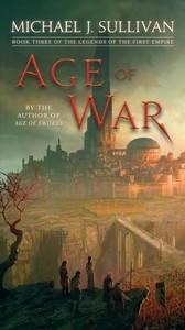 Age of War - Michael J. Sullivan (Paperback)