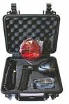 GamePro - Ninox Recharge 2000 Lumen 25w LED Spot Light with Case (Black)
