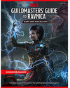 Dungeons & Dragons - Guildmaster's Guide to Ravnica Map Pack (Role Playing Game)