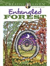Creative Haven Entangled Forest Coloring Book - Angela Porter (Paperback)