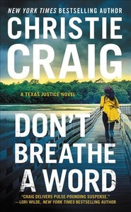 Don't Breathe a Word - Christie Craig (Paperback) - Cover