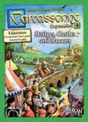 Carcassonne - Expansion 8: Bridges, Castles and Bazaars (Board Game)