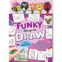 Funky Things 5-Pencil Set (Book)
