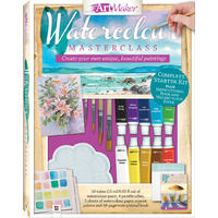 Art Maker: Watercolour Paints - Hinkler Books