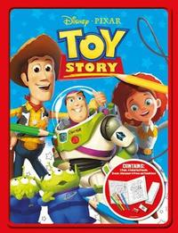 Toy Story:Tin of Wonder (Novelty book) - Cover
