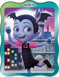 Vampirina:Happier Tins (Novelty book) - Cover