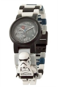 Lego Star Wars - Stormtrooper Minifig. Link Watch - Cover