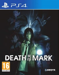 Death Mark (PS4) - Cover