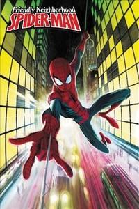 Friendly Neighborhood Spider-man 1 - Tom Taylor (Paperback) - Cover