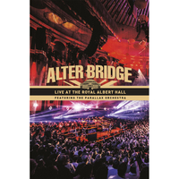 Alter Bridge - Live At the Royal Albert Hall (Region A Blu-ray) - Cover