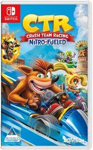 Crash Team Racing Nitro Fueled (Nintendo Switch)
