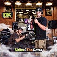 Dk - Sk8er2thegator (CD) - Cover