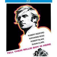 Tell Them Willie Boy Is Here (Region A Blu-ray)