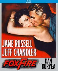 Foxfire (Region A Blu-ray) - Cover