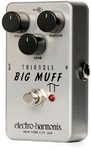 Electro-Harmonix Triangle Big Muff Pi Distortion Sustainer Effects Pedal