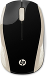 HP - 200 Silk Gold Wireless Mouse