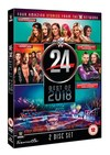 WWE: WWE24 - The Best of 2018 (DVD)