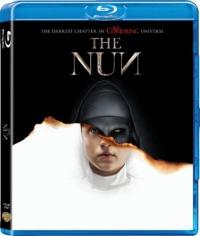 The Nun (Blu-ray) - Cover