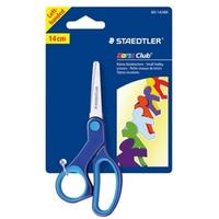 Staedtler - Multi-Use Hobby Scissors – 140mm – Blue (Pack of 10)