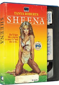 Sheena (Region A Blu-ray)