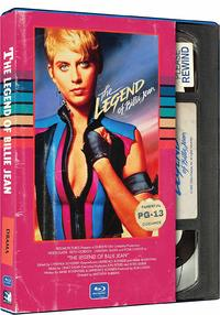 Legend of Billie Jean (Region A Blu-ray)