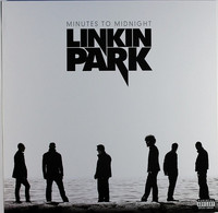 Linkin Park - Minutes to Midnight (Vinyl) - Cover