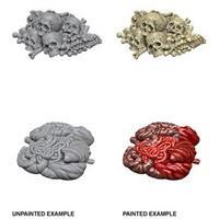 Deep Cuts Unpainted Miniatures - Pile of Bones & Entrails (Miniatures)