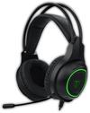 T-Dagger Atlas Green Lighting Stereo Gaming Headset - Black/Green