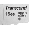Transcend 300s 16GB MicroSD Uhs-I U1 Class 10 Read 95 Mb/S Write 45mb/S With SD Adaptor