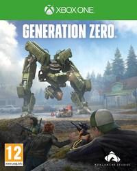 Generation Zero (Xbox One) - Cover