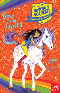 Unicorn Academy: Rosa And Crystal - Julie Sykes (Paperback) - Cover
