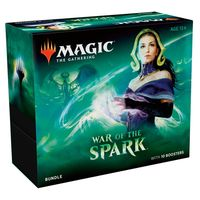 Magic: The Gathering - War of the Spark Bundle (Trading Card Game) - Cover