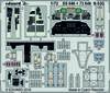 Eduard - Photoetch (Zoom): 1/72 - B-52G (Model Collect) (Plastic Model Kit Add-On)