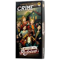 Chronicles of Crime - Welcome to Redview Expansion (Board Game)