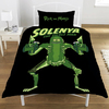 Rick & Morty - Pickle Rick Rat Suit Reversible Duvet (Single)