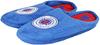 Rangers F.C. - Big Crest Mule Slippers (Size 9-10)