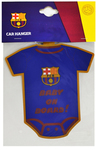 FC Barcelona - Kit Baby On Board Sign