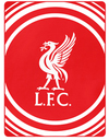 Liverpool - Pulse Fleece Blanket Cover